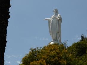 Cerro San Christobel Santiago
